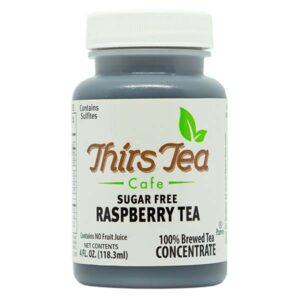 ThirsTea Cafe - Raspberry Tea