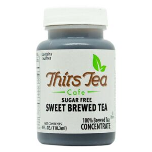ThirsTea Cafe - Sweet Brewed Tea