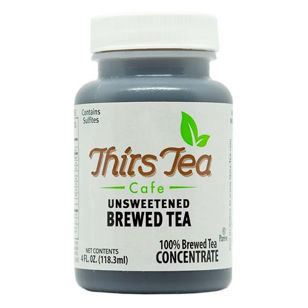 ThirsTea Cafe - Unsweetened Brewed Tea